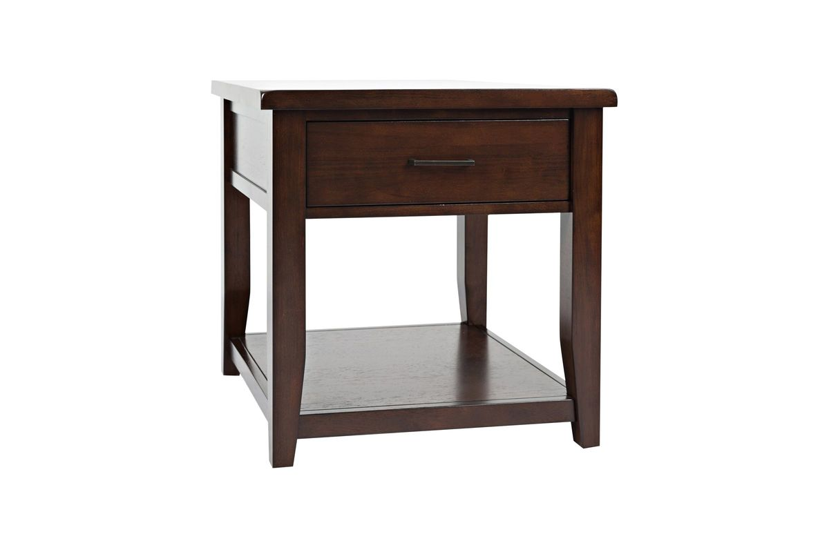Twin Cities End Table from Gardner-White Furniture