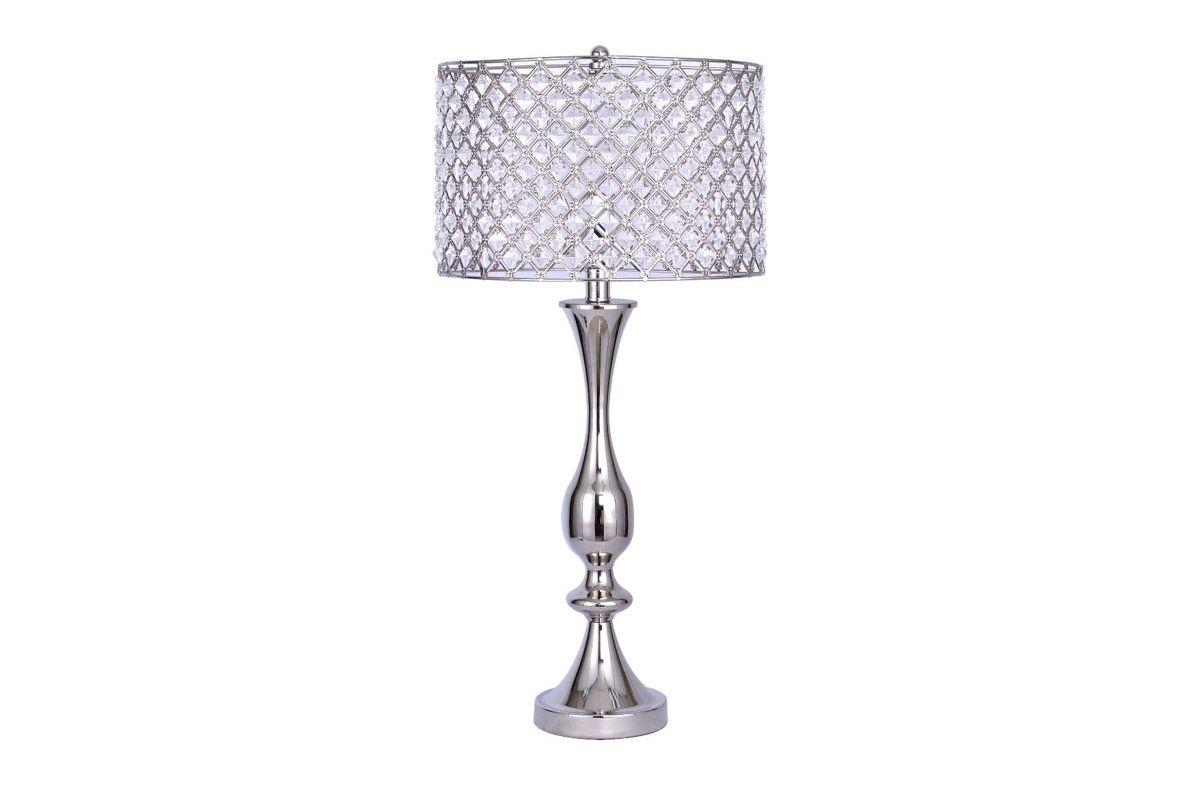 Crystal Bead Table Lamp At Gardner White