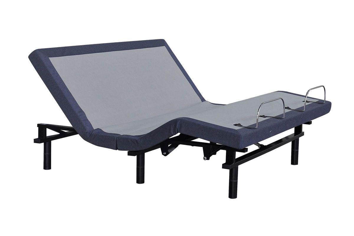 BedTech 2000 Divided King Adjustable Base from Gardner-White Furniture