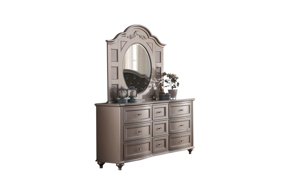 Chantilly Dresser + Mirror from Gardner-White Furniture