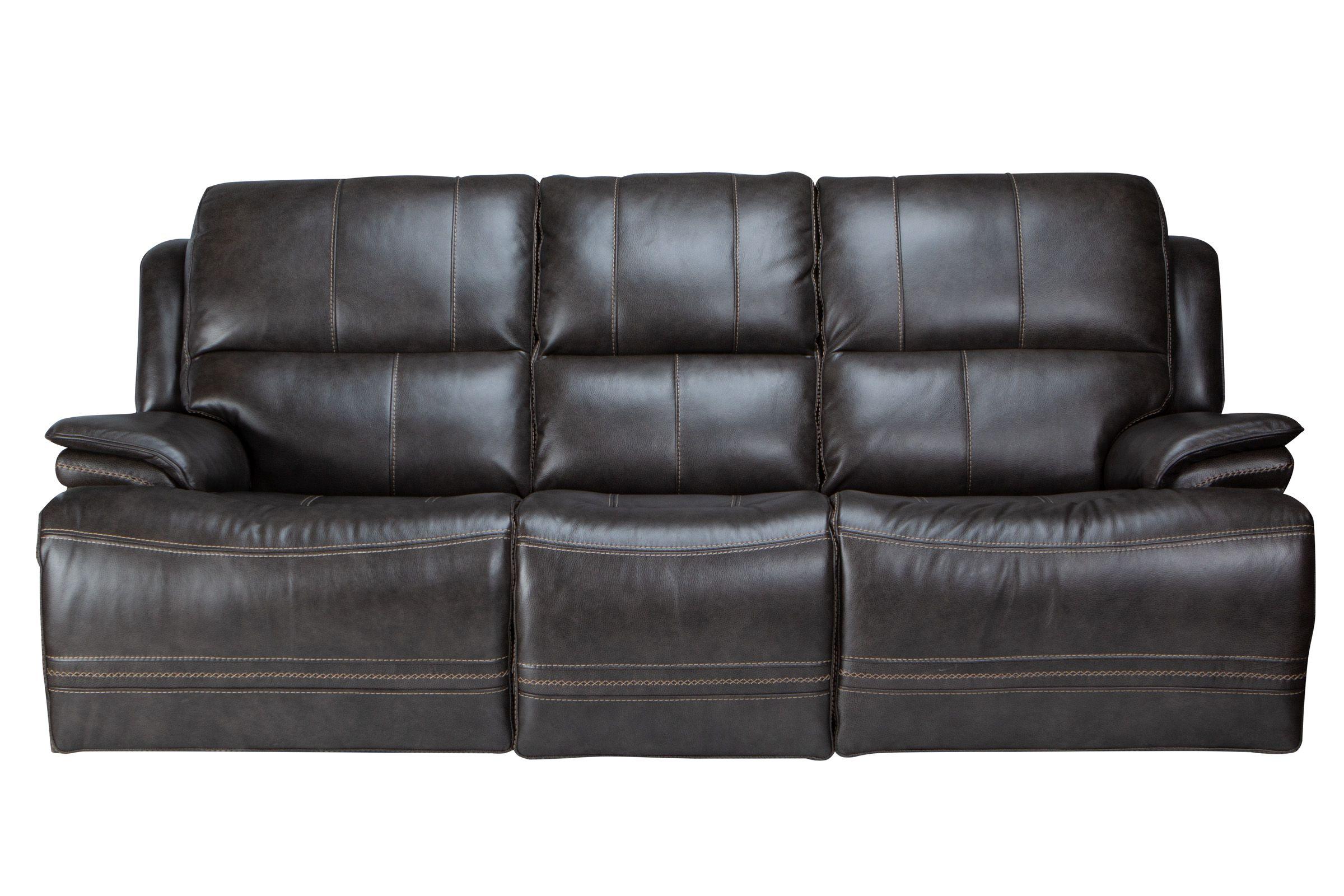 - Juno Leather Power Reclining Sofa At Gardner-White
