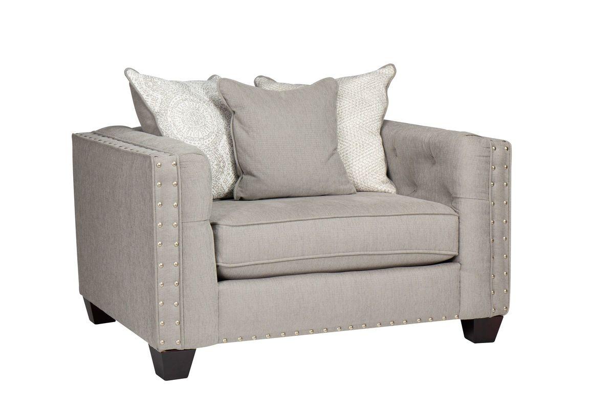 Asher Oversized Chair from Gardner-White Furniture