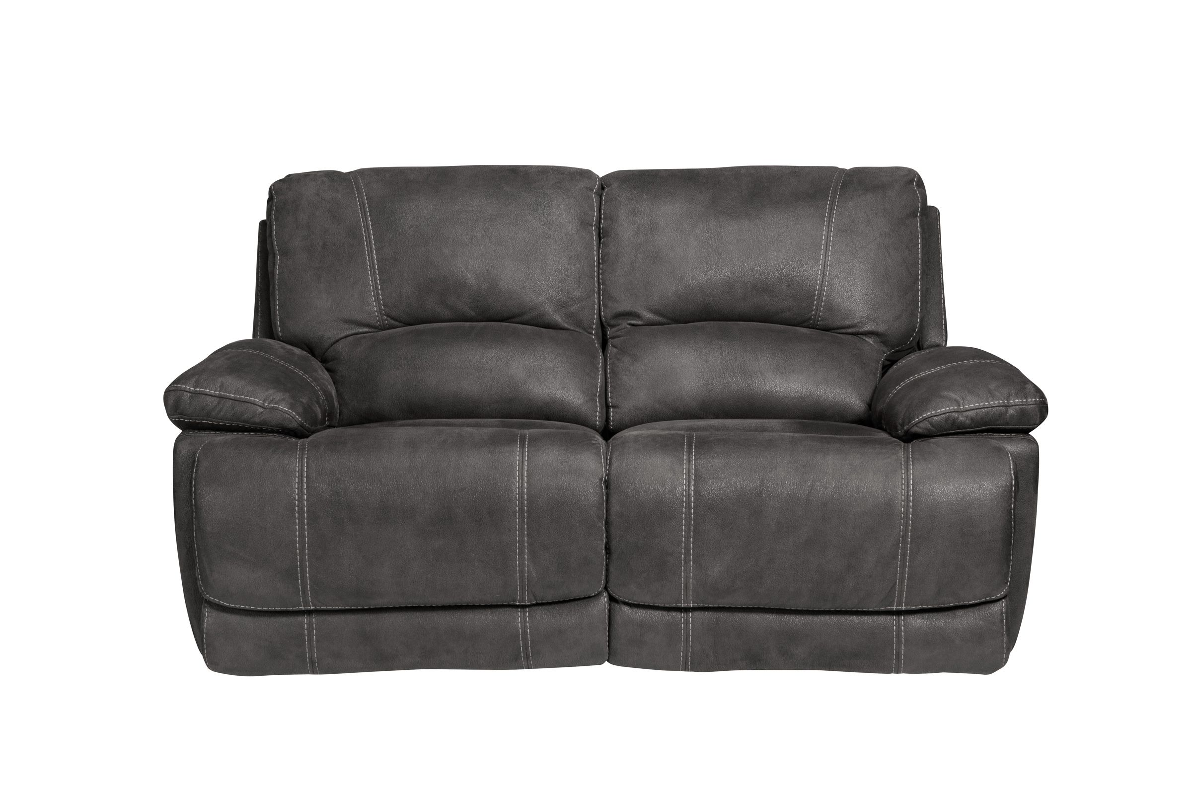 Picture of: Victor Microfiber Reclining Loveseat At Gardner White