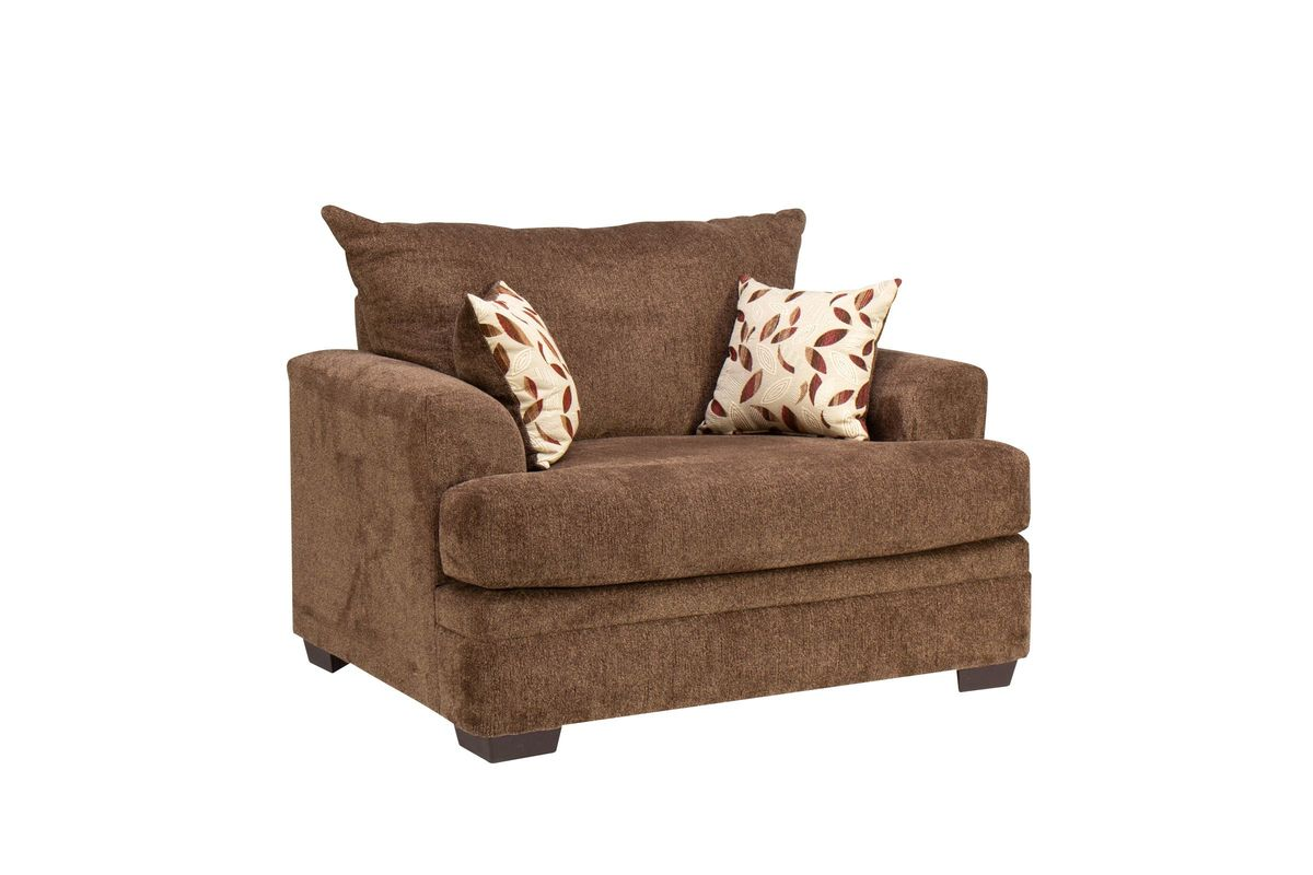 Bingham Chenille Chair from Gardner-White Furniture