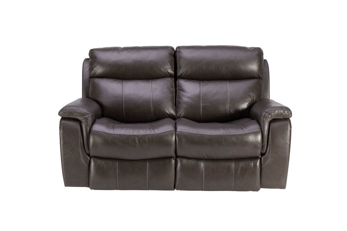 Lagrange Leather Power Reclining Loveseat from Gardner-White Furniture
