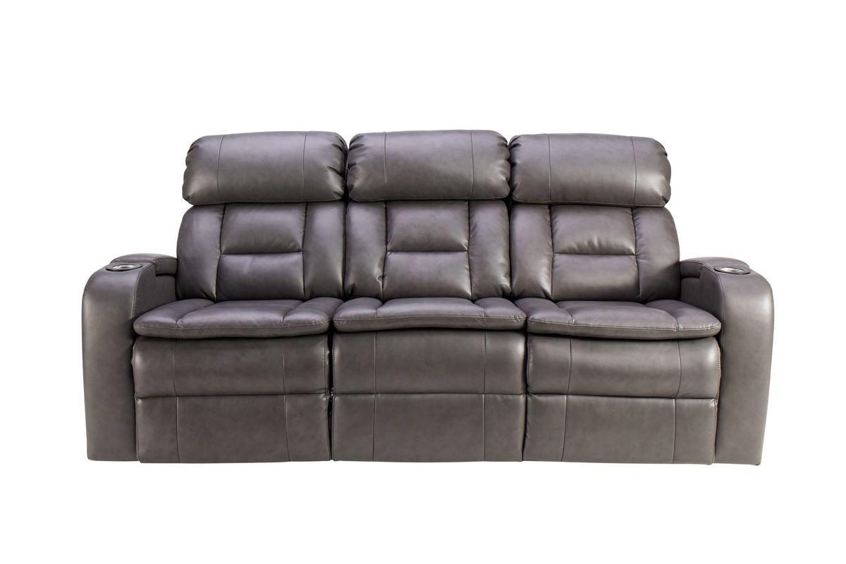 Zenith Power Reclining Sofa from Gardner-White Furniture