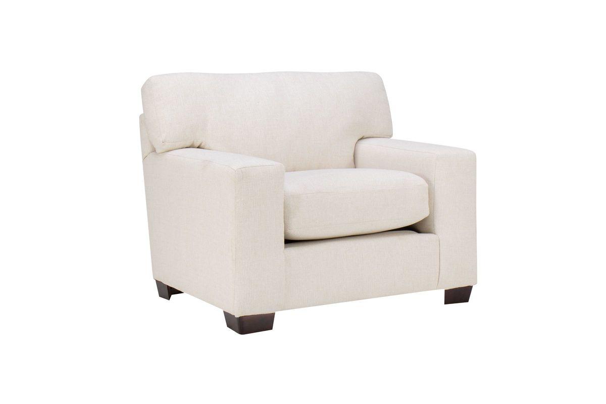 Sandra Chair in Glacier Cream from Gardner-White Furniture