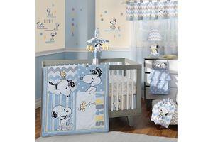 Lambs /& Ivy My Little Snoopy Blanket 578034