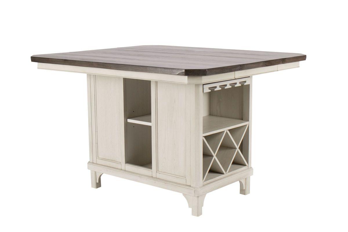 Mystic Kitchen Island Table from Gardner-White Furniture