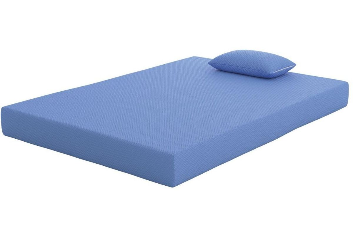iKidz Blue Full Mattress with FREE Pillow by Ashley from Gardner-White Furniture