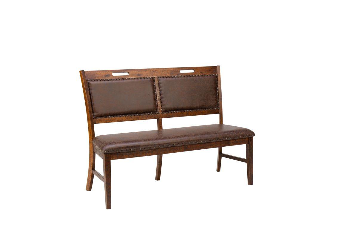 Arizona Bench from Gardner-White Furniture