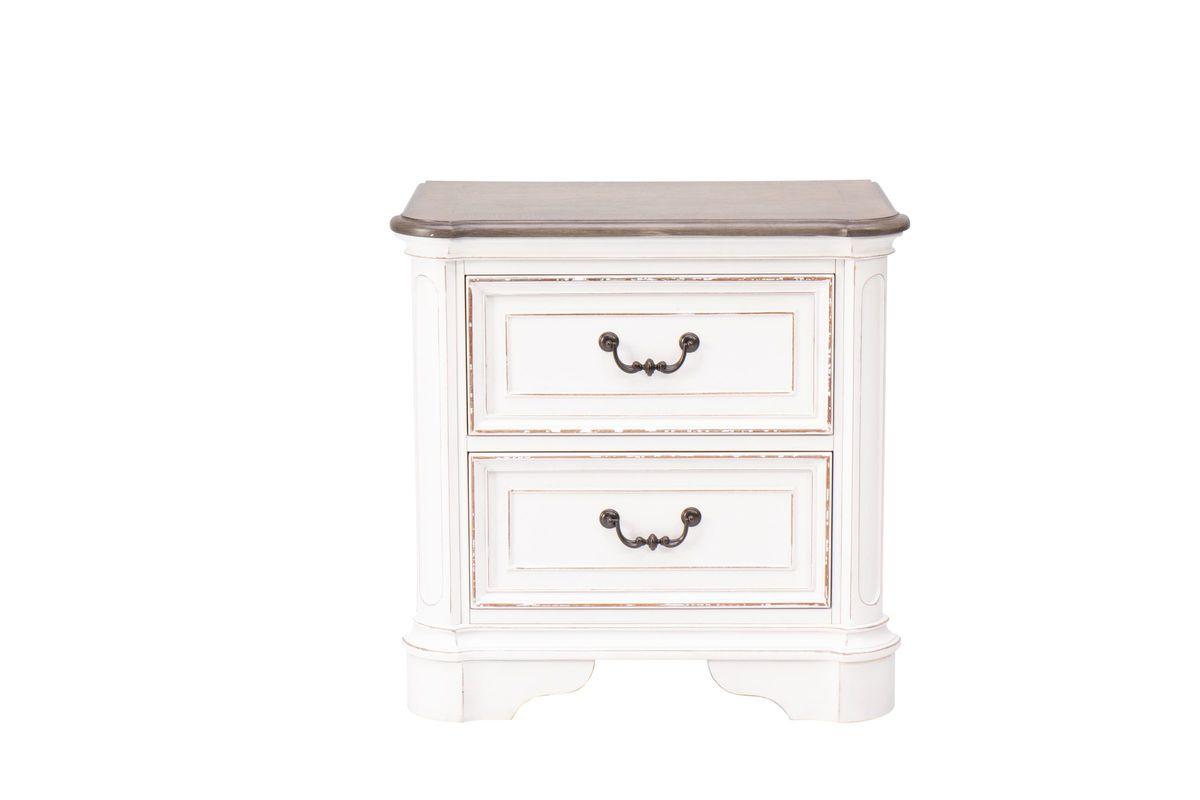 Isabella Nightstand from Gardner-White Furniture
