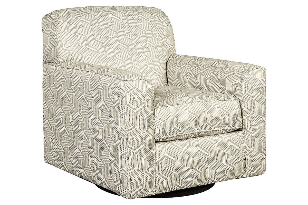 Daylon Swivel Accent Chair from Gardner-White Furniture