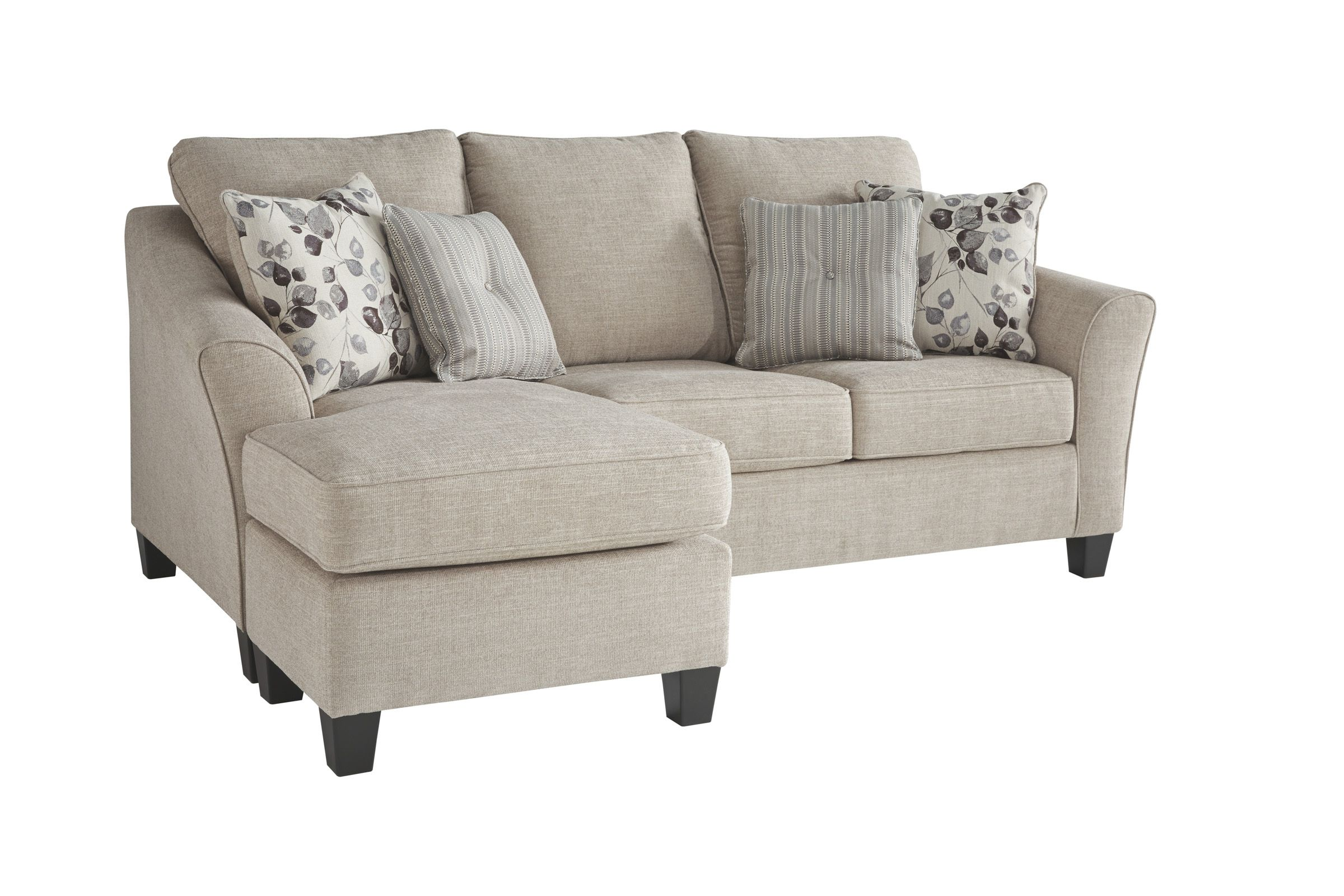Abbey Sectional With Moveable Chaise By Ashley At Gardner White