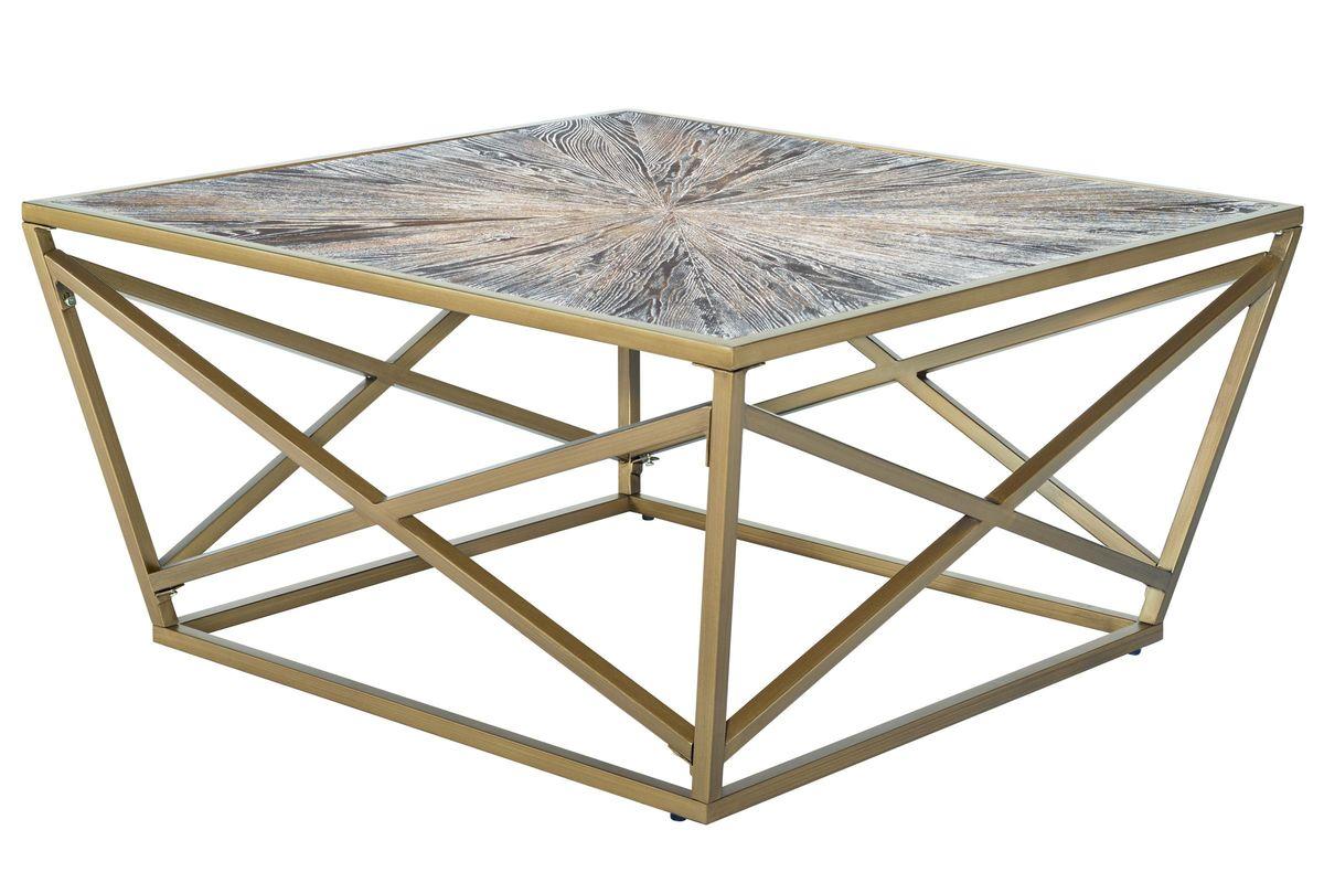 Ash Square Cocktail Table by Bauhaus from Gardner-White Furniture
