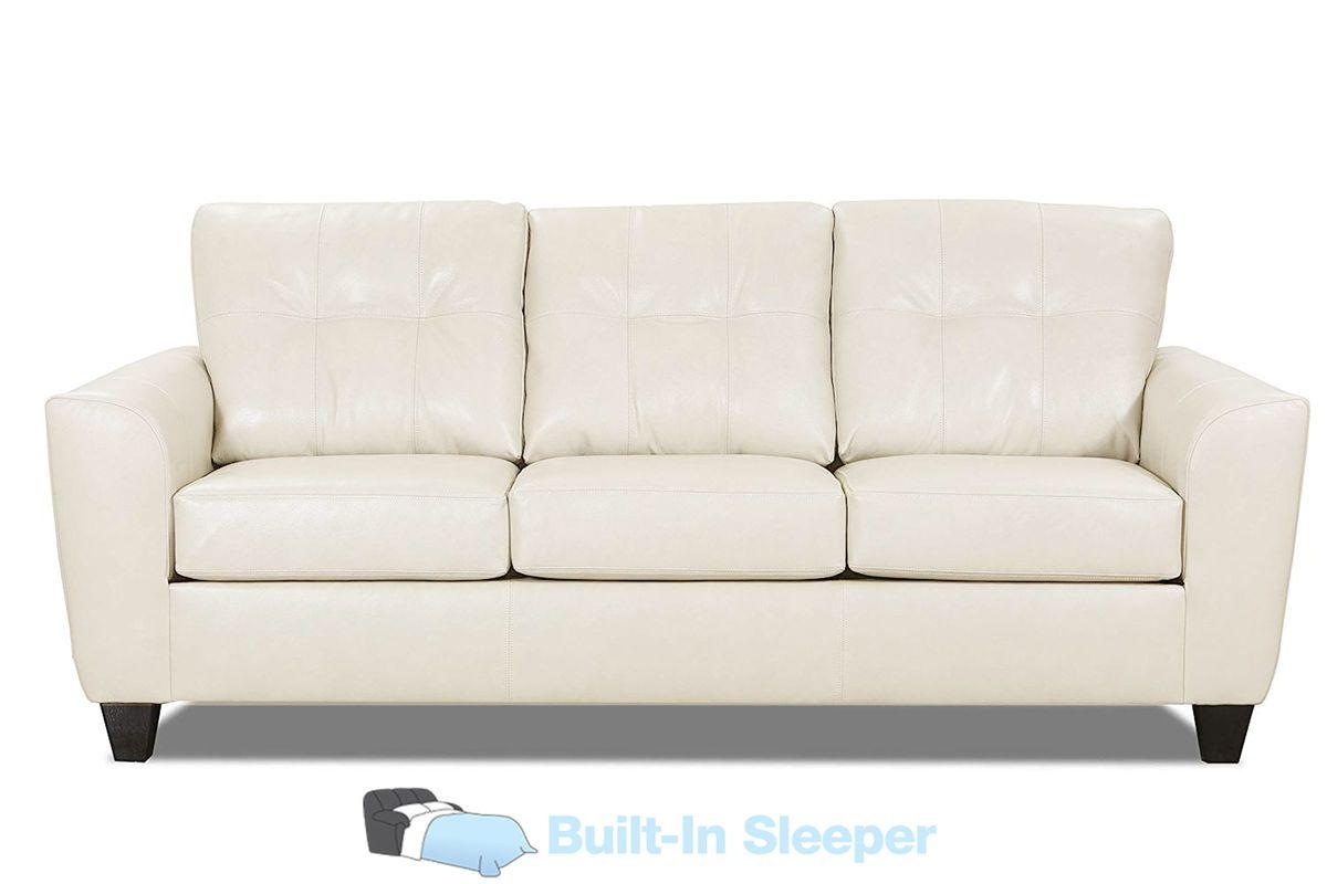 - Cisco Leather Queen Sleeper Sofa At Gardner-White