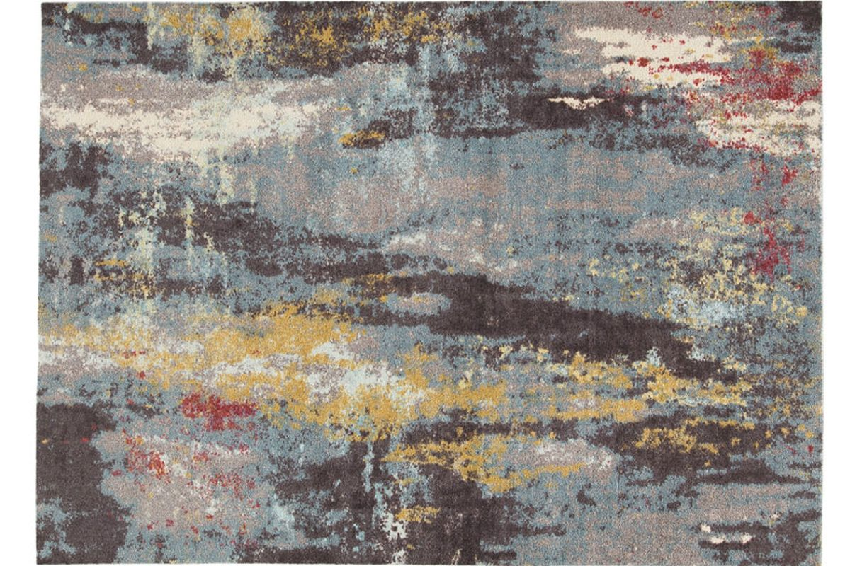 Quent 5x7 Area Rug by Ashley from Gardner-White Furniture