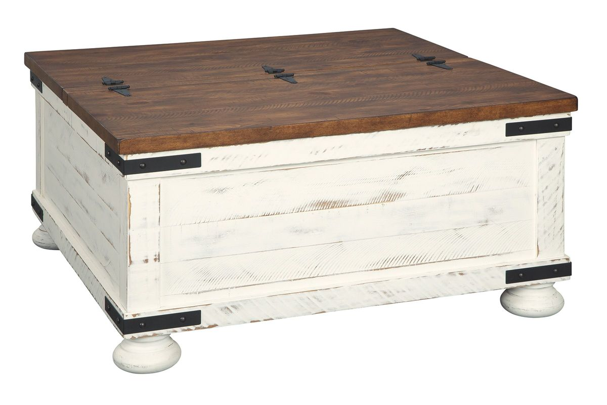 - Wystfield Cocktail Table With Storage At Gardner-White