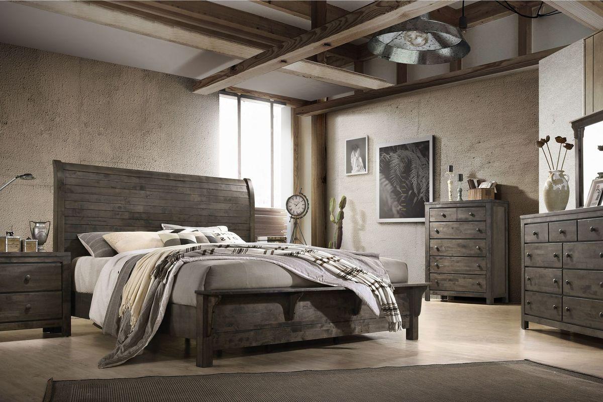 Danalyn 5 Piece Queen Bedroom Set At Gardner White