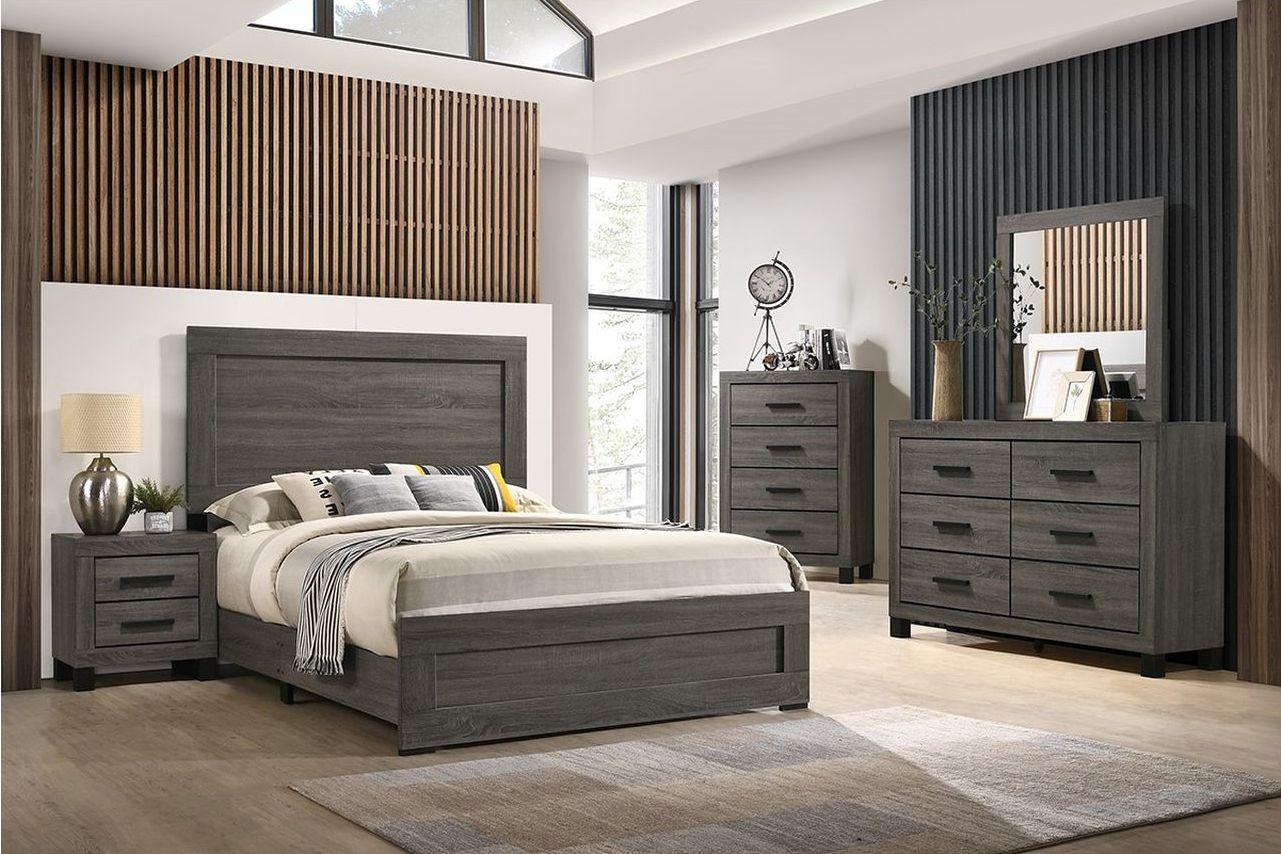 Ethan 5 Piece King Bedroom Set At Gardner White