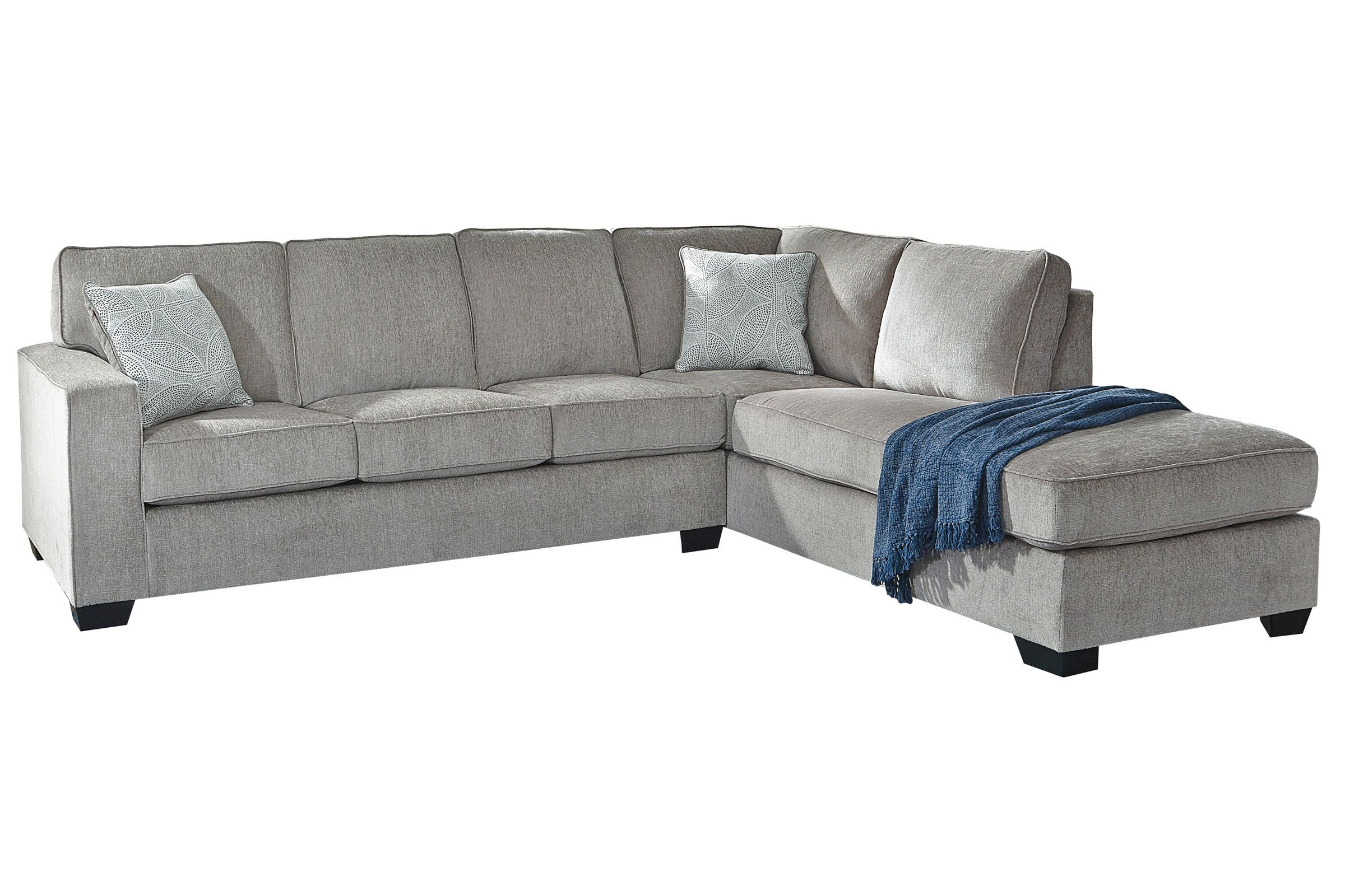 Atari Sectional With Chaise On The Right By Ashley At Gardner White