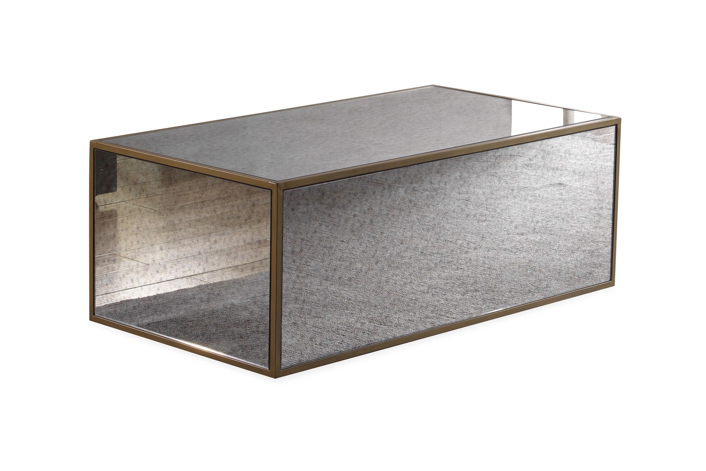 Coffee table with base in metal style origami and tempered glass ... | 1600x2400