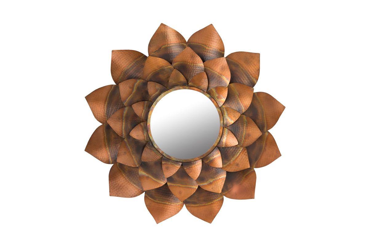 Leaf Antique Mirror by TOV from Gardner-White Furniture