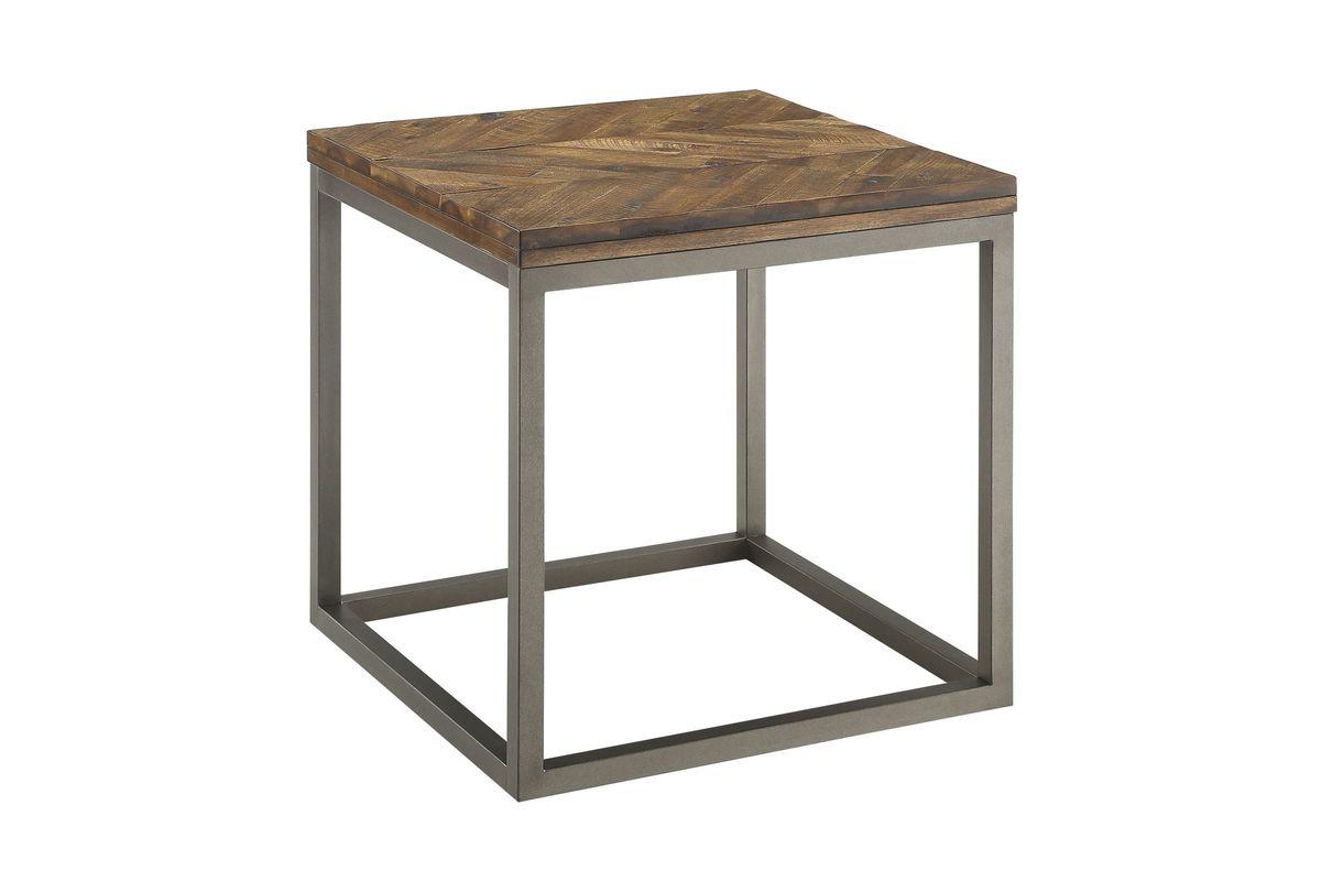 Lorenza End Table from Gardner-White Furniture