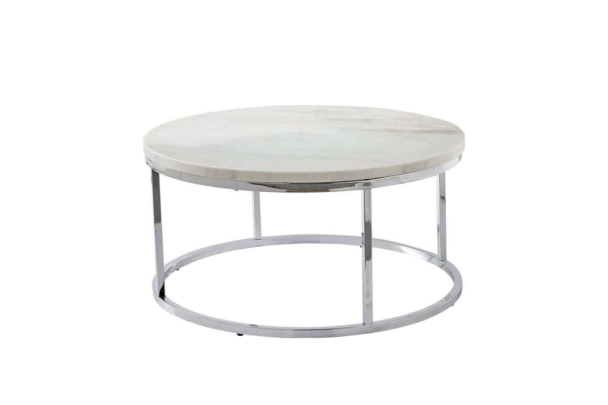 Echo Marble Cocktail Table from Gardner-White Furniture