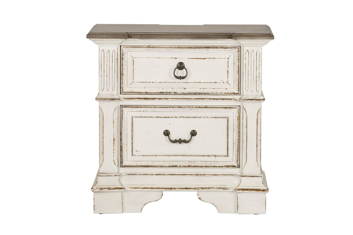 Charlotte Nightstand from Gardner-White Furniture