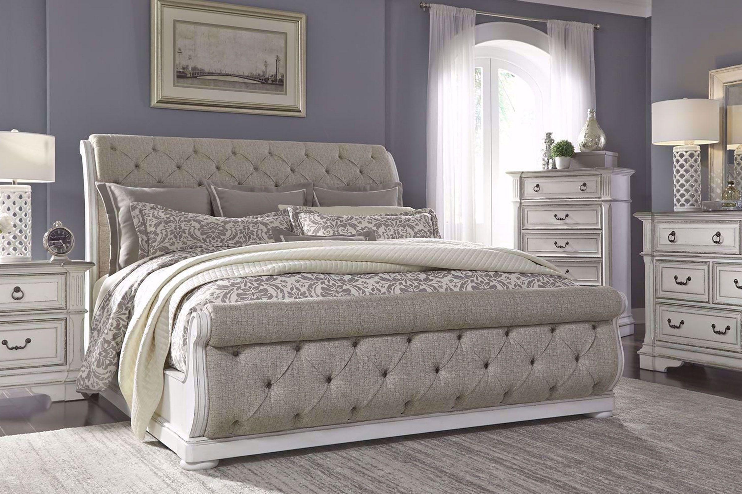 Charlotte 5-Piece Queen Bedroom Set