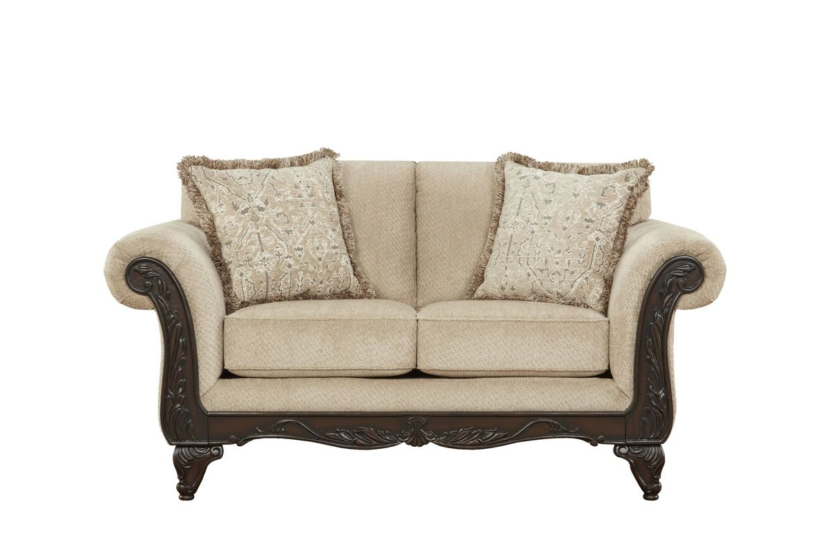 Amelia Loveseat from Gardner-White Furniture