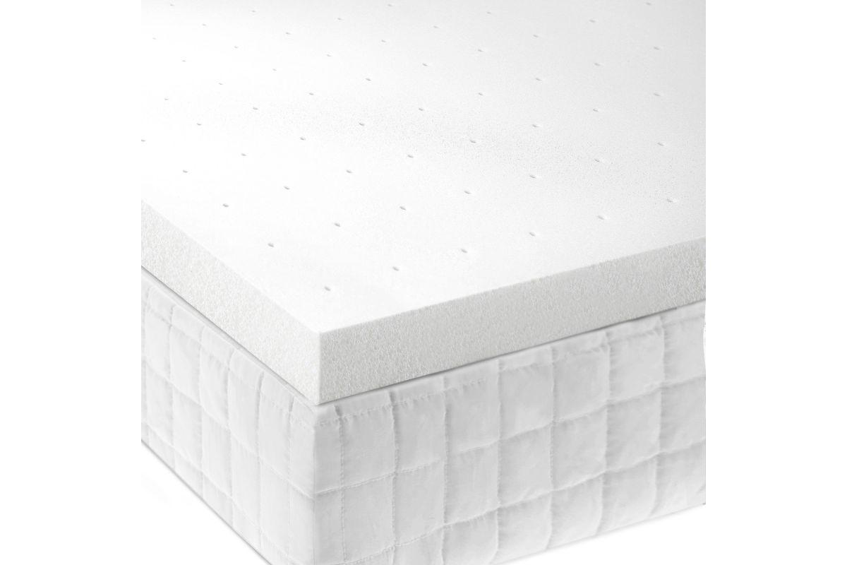 2 Inch Memory Foam Mattress Topper Twin by Malouf from Gardner-White Furniture
