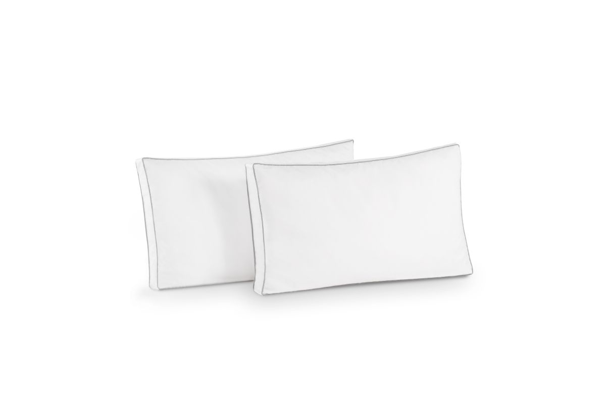 Weekender Shredded Memory Foam Pillow (2 Pack), Queen by Malouf from Gardner-White Furniture