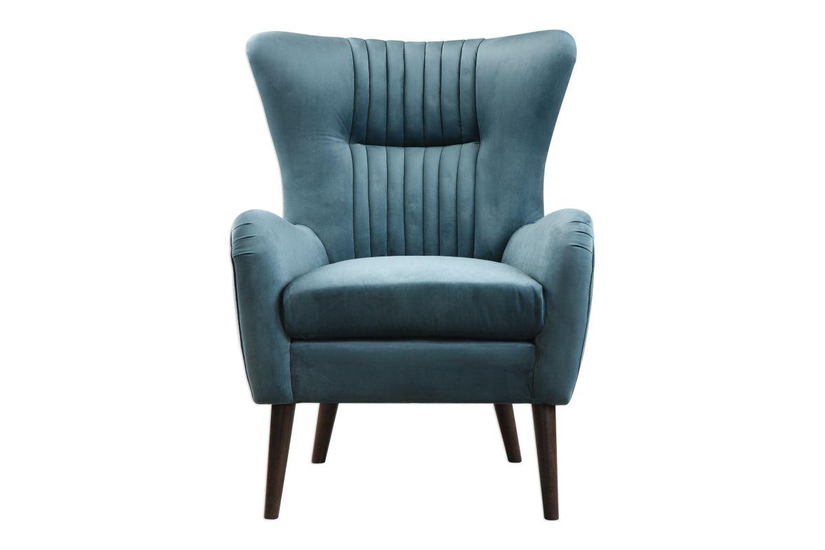Uttermost Dax Mid-Century Accent Chair from Gardner-White Furniture