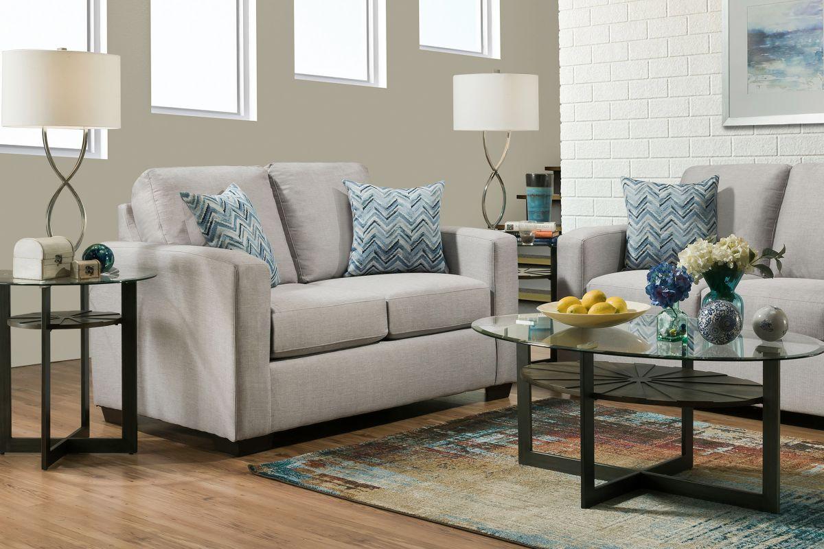 Bayside Loveseat from Gardner-White Furniture