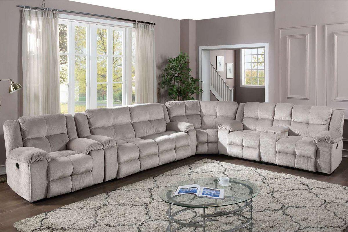 Holland Power Reclining Sofa from Gardner-White Furniture