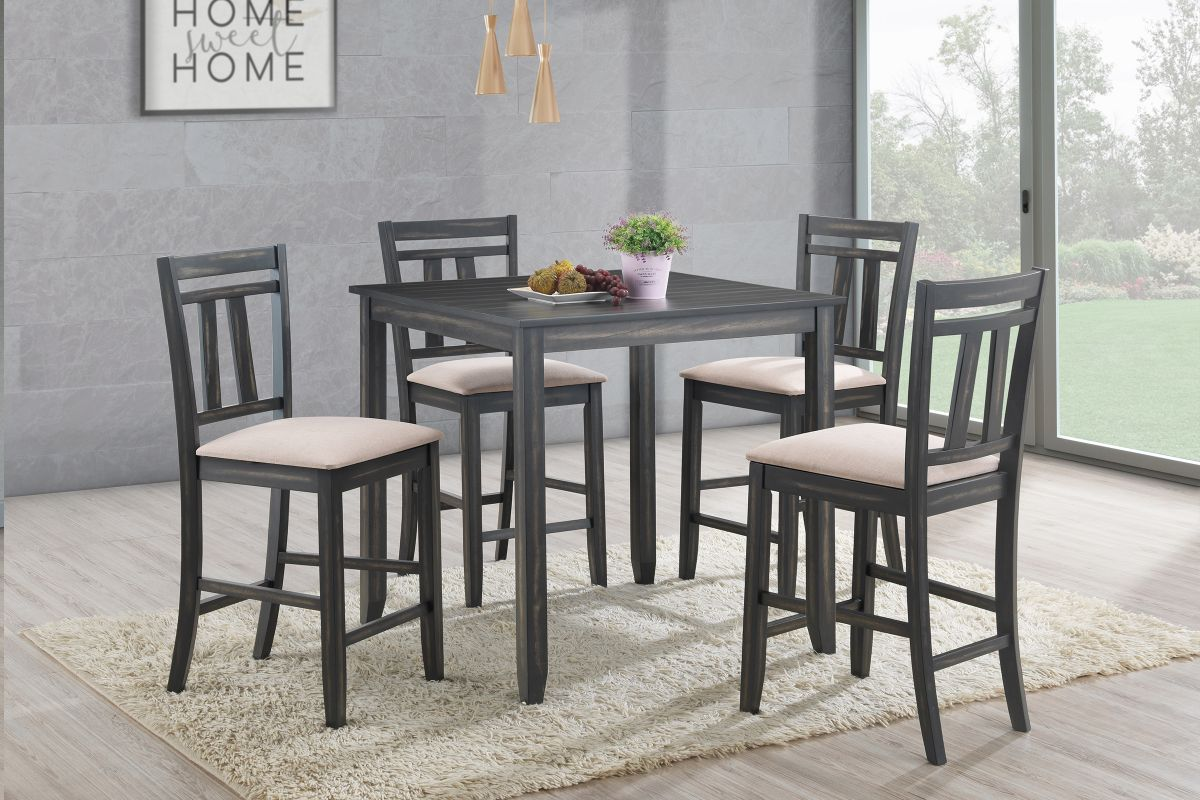 Santa Cruz 5-Piece Dining Set from Gardner-White Furniture