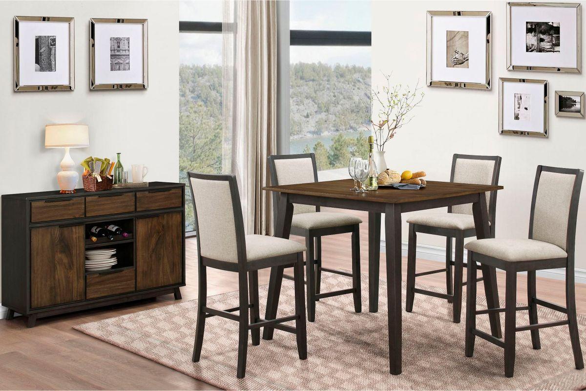Studio 5-Piece Dining Set from Gardner-White Furniture
