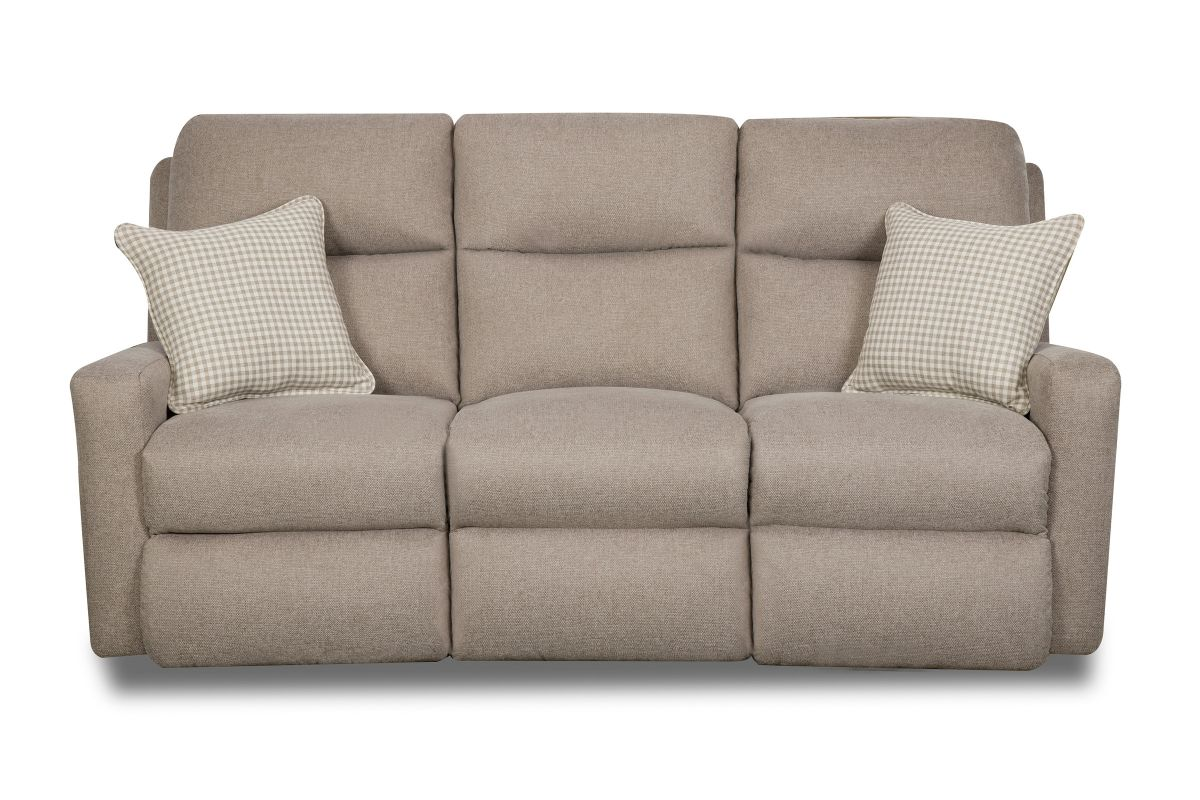 Metro Dual Power Reclining Sofa by Southern Motion from Gardner-White Furniture