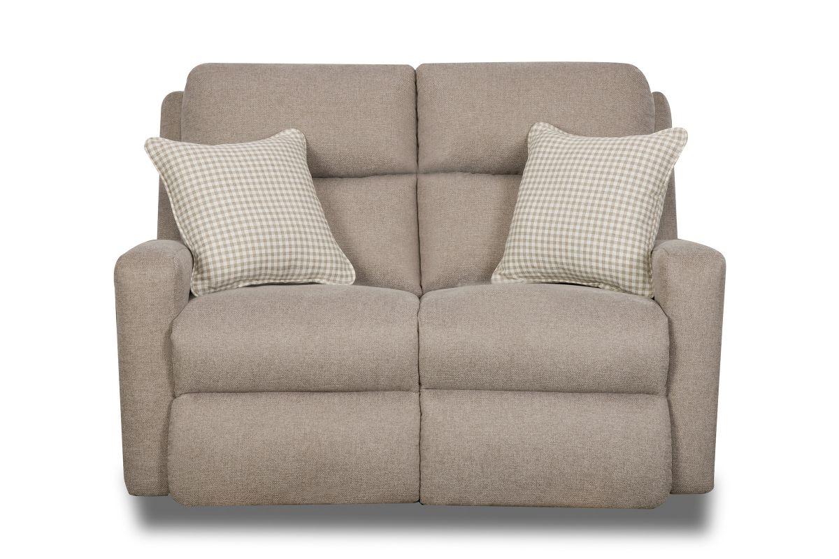 Metro Dual Power Reclining Loveseat by Southern Motion from Gardner-White Furniture