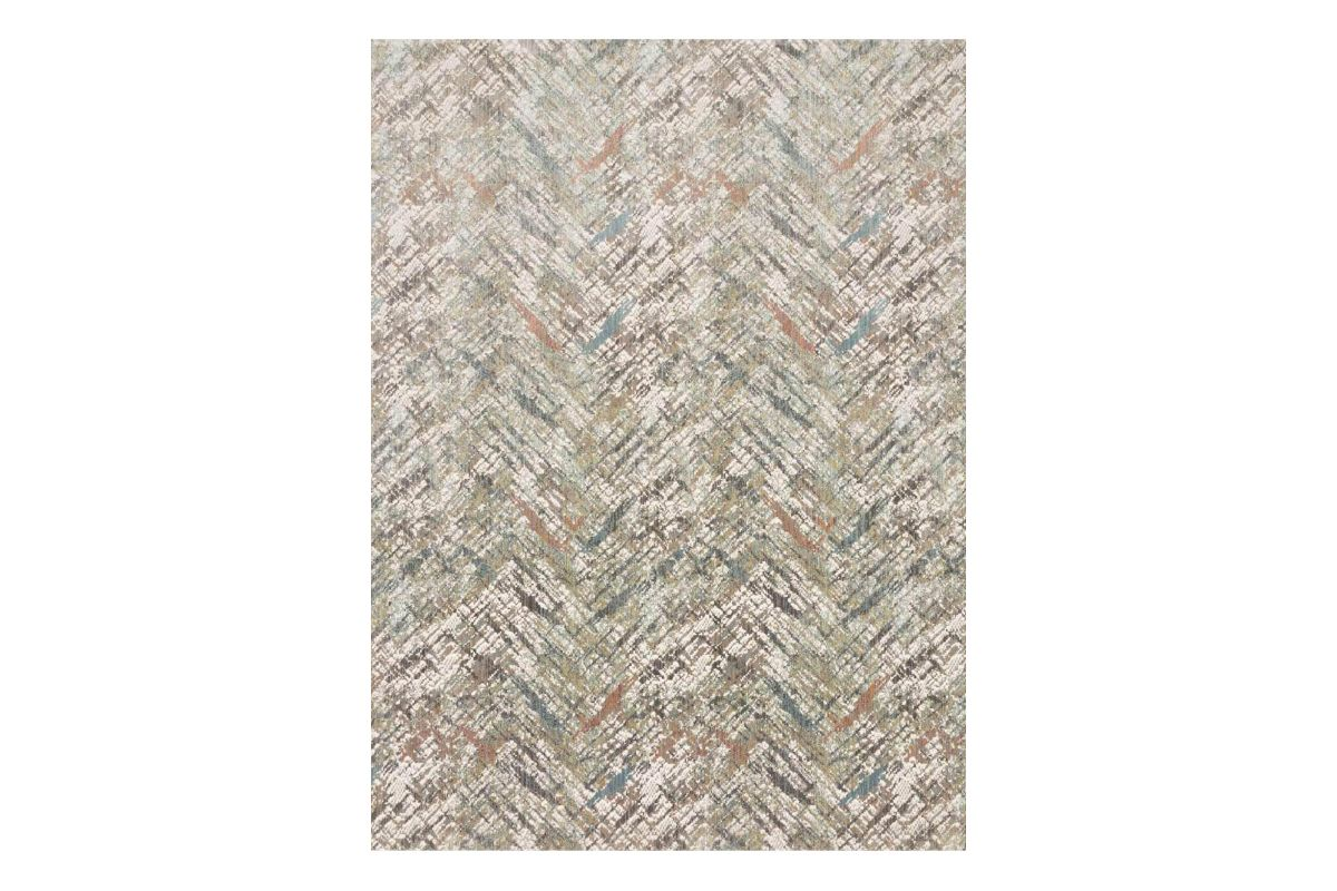 Morning Mist 6x9 Area Rug by Loloi from Gardner-White Furniture