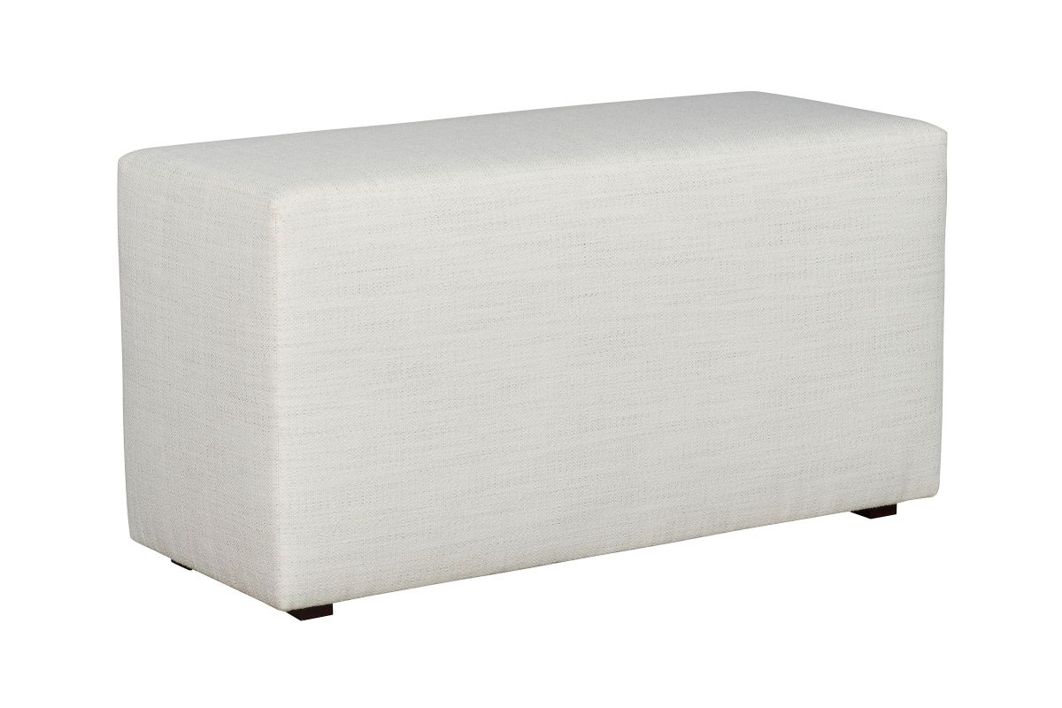 Lucca Console/Upholstered Table by Vanguard from Gardner-White Furniture