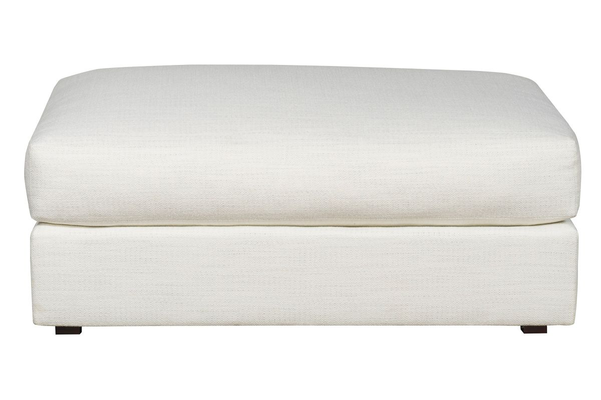 Lucca Ottoman/Bumper by Vanguard from Gardner-White Furniture
