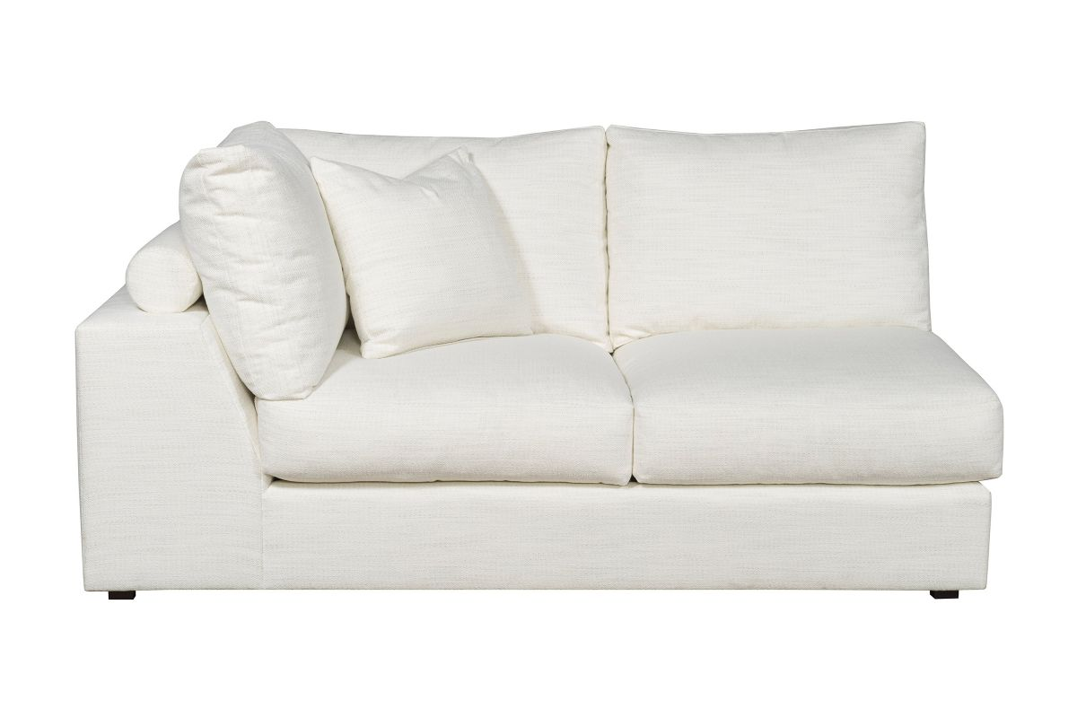 Lucca Left-Arm-Facing Loveseat by Vanguard from Gardner-White Furniture