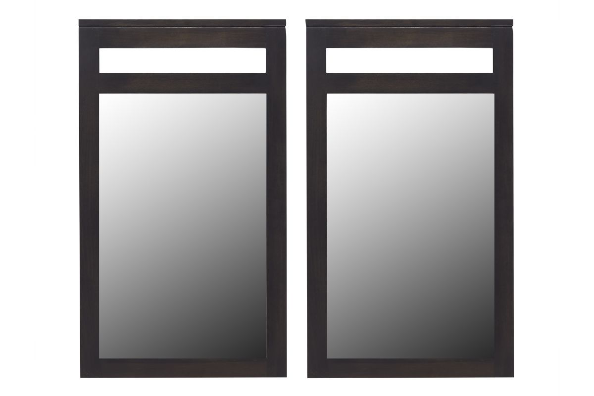 Dara Twin Mirrors by Daniel's Amish from Gardner-White Furniture