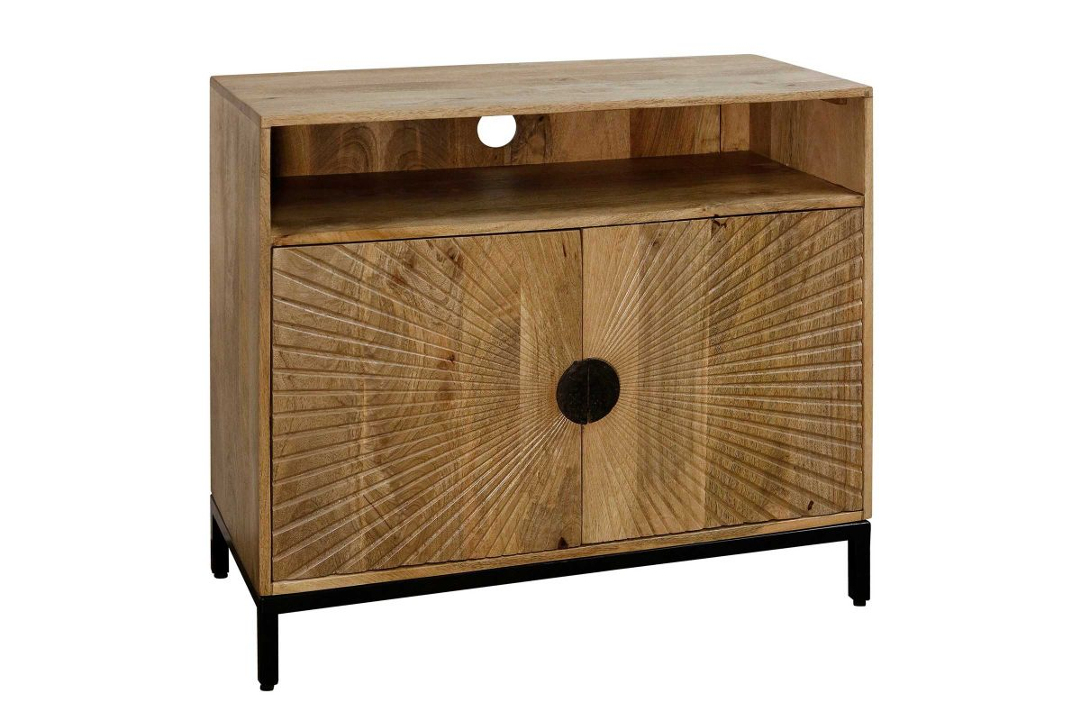 2 Door Entertainment Cabinet from Gardner-White Furniture