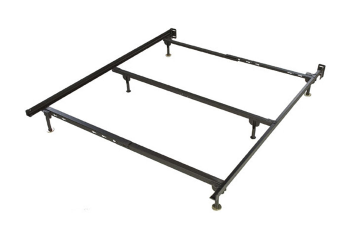 Queen Metal Bed Frame from Gardner-White Furniture