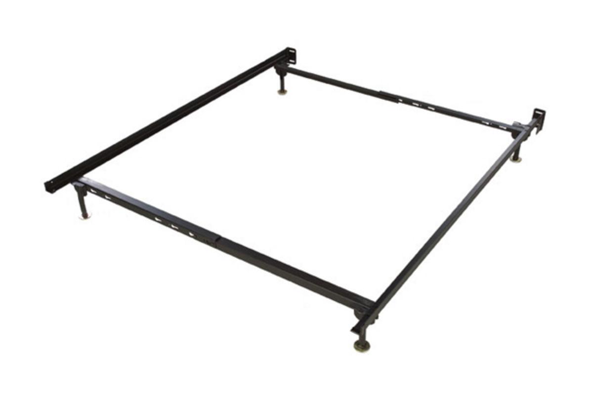 Twin/Full Metal Bed Frame from Gardner-White Furniture