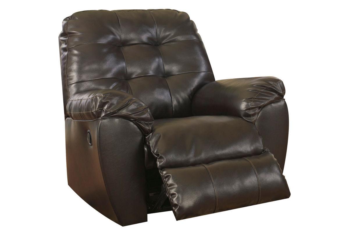 Alliston Rocker Recliner from Gardner-White Furniture